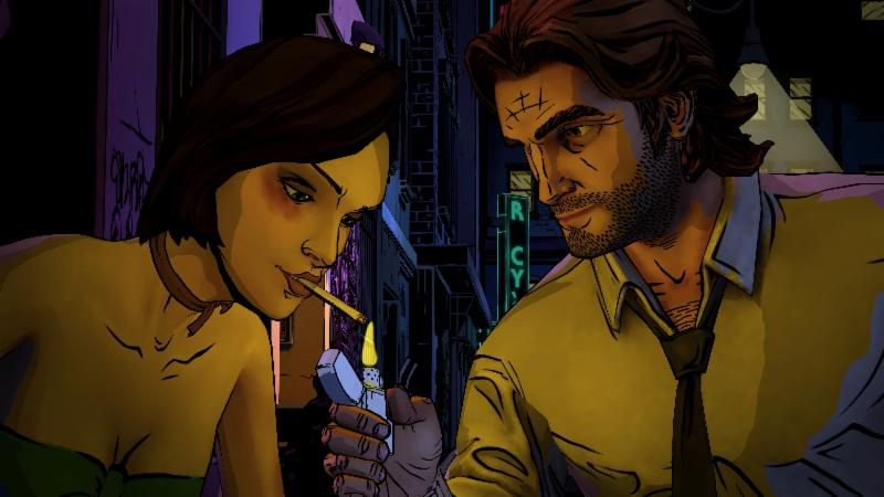 Wolf Among Us Episode 2 arrives in first week of February.