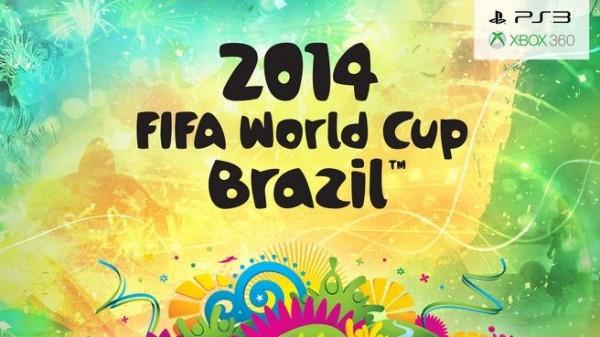 FIFA World Cup Game Logo