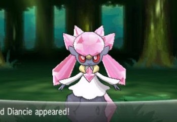 Diancie to be star of upcoming movie.