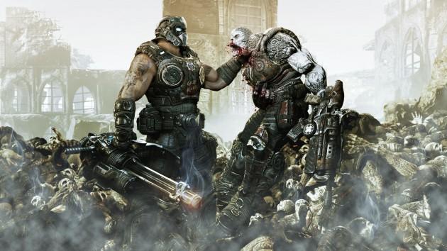 Gears of War designer swears off creating disc-based games.