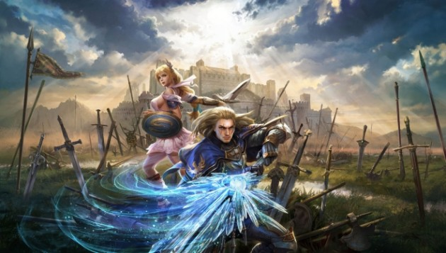 Lost Swords to be a single-player only experience.