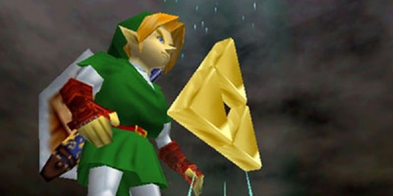 Can you obtain the Triforce in Ocarina of Time?