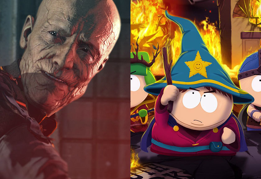 GGR-637-Wolfenstein--The-New-Order-&-South-Park--The-Stick-of-Truth