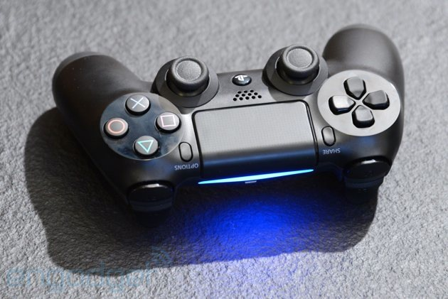 Upcoming update to allow you to dim the bright light on your DS4.