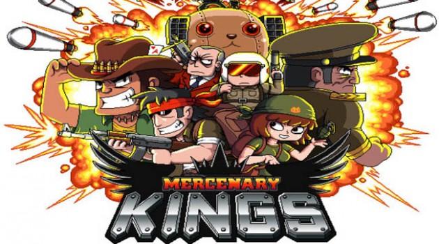 Mercenary Kings joins PS+ lineup.