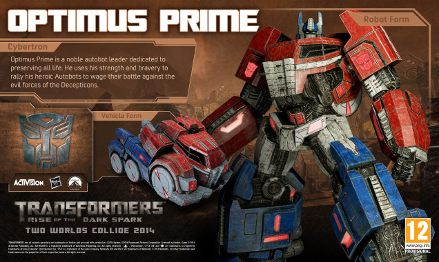 optimus prime 3