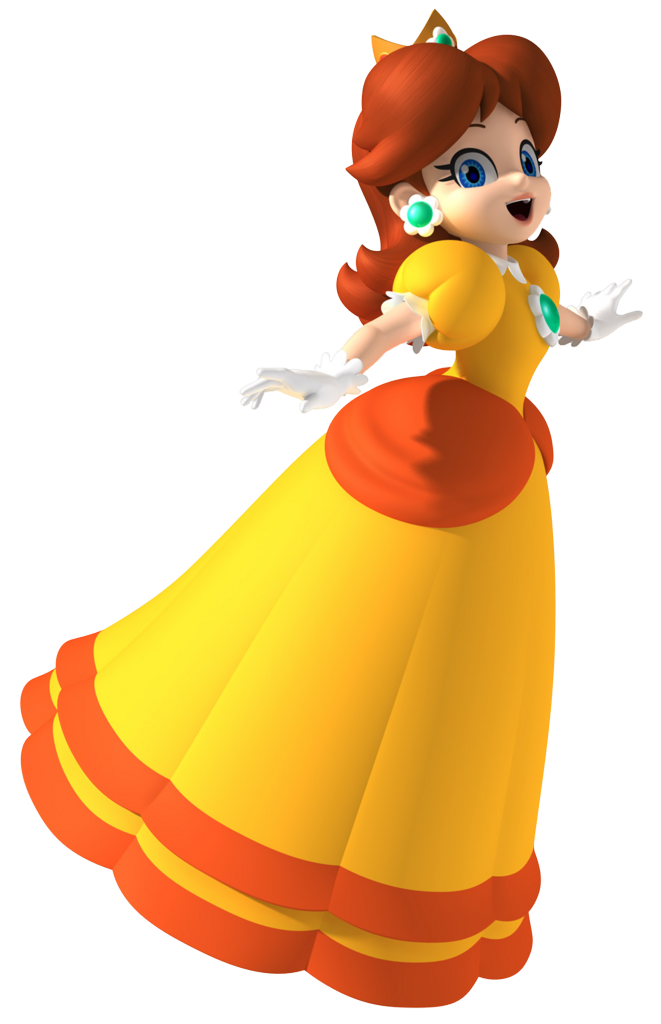Hi, I'm Daisy!