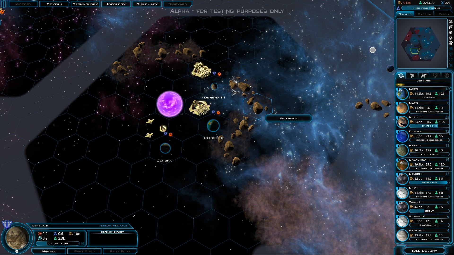 galactic civilizations iii preview gotgame. Black Bedroom Furniture Sets. Home Design Ideas