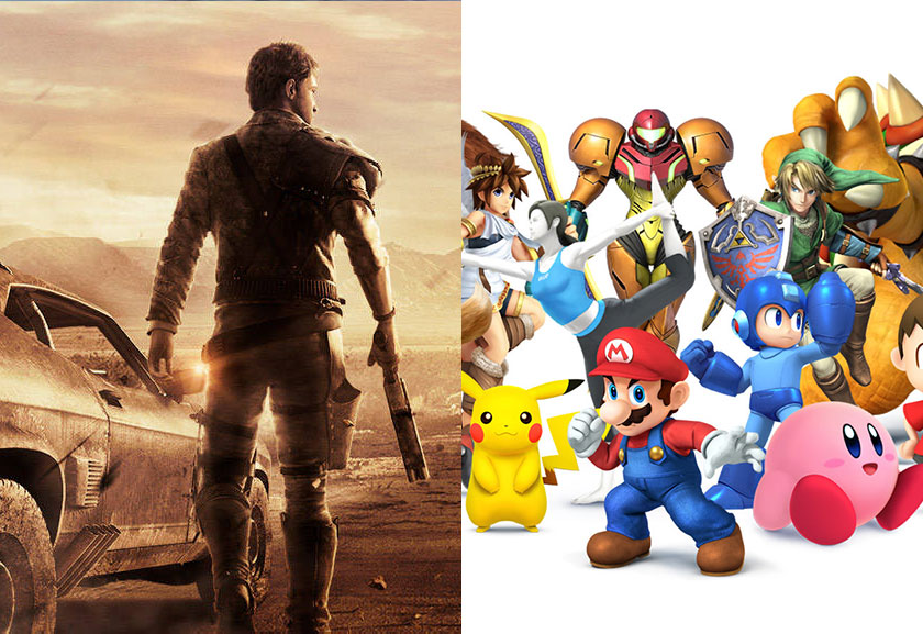 GGR-678-Mad-Max-&-Super-Smash-Bros-for-3DS