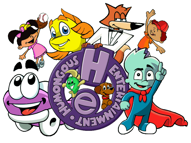 Humongous Entertainment classics arrive on Steam.