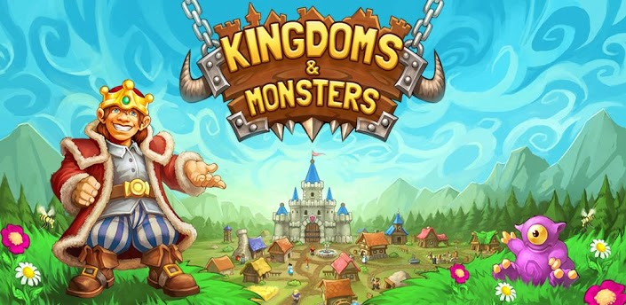 Kingdoms & Monsters adds a ton of new players with iOS version.