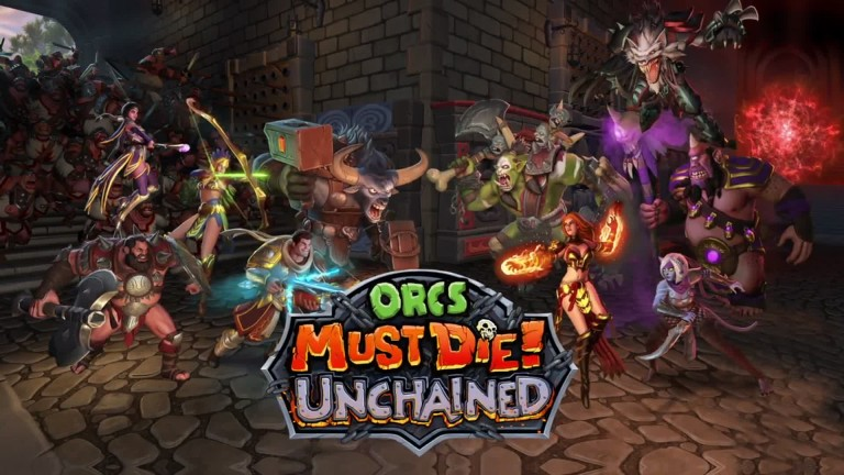 Orcs Must Die! Unchained features PVP.