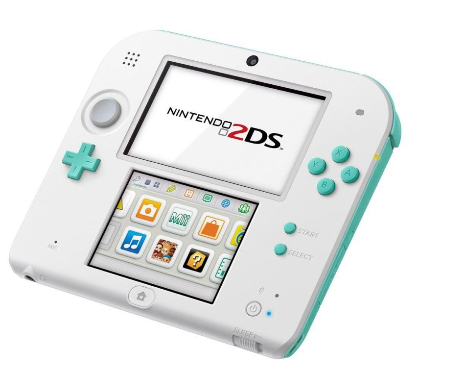 Check Out In Which Color Is Now Available The 2ds Console