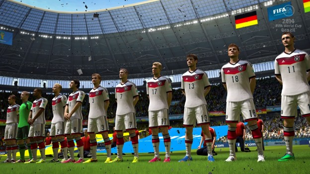 FIFA World Cup Game pic 1