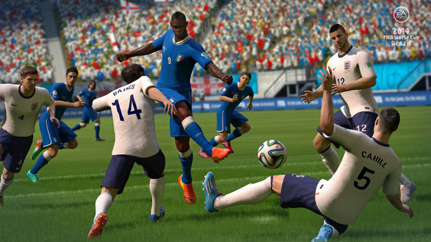 FIFA World Cup Game pic 2