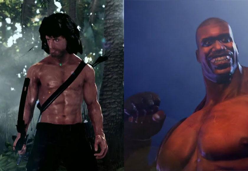 GGR-699-Rambo-&-Shaq-Fu--A-Legend-Reborn