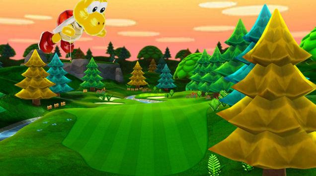 Mario Golf - DLC