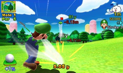 Mario Golf - Luigi