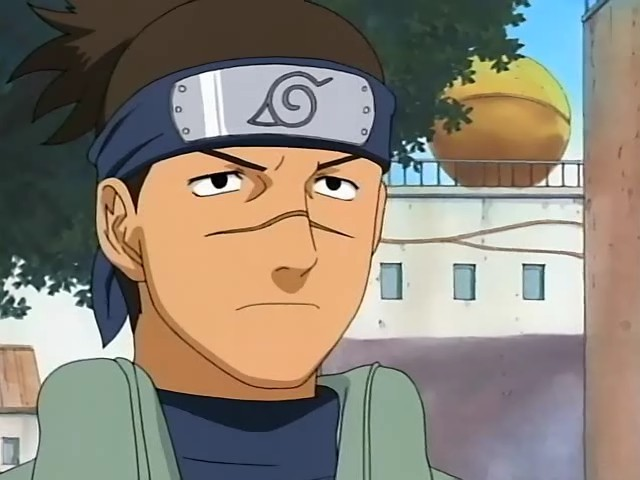 Iruka joins the fight in Naruto Shippuden Ultimate Ninja ...