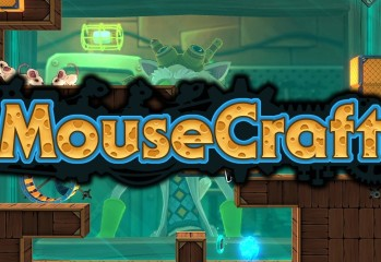 MouseCraft gameplay trailer looks cheesy (literally)