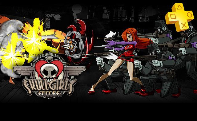 Skullgirls joins North American PlayStation Plus.