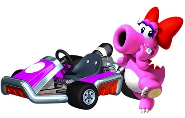 Birdo-Mario Kart