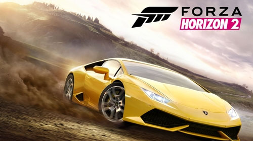 Forza horizon 2 banner logo - Forza logo wallpaper ...