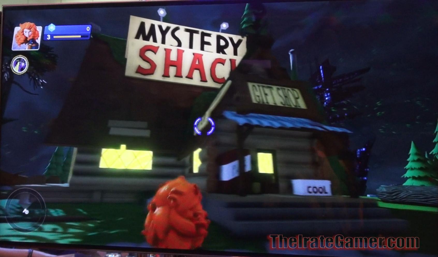 Mystery Shack disney infinty