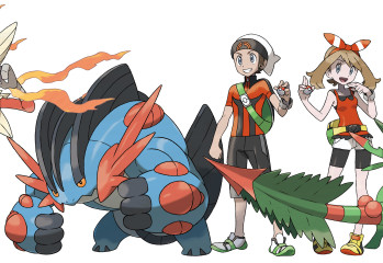Pokemon-Starters-and-Trainers