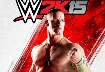 WWE2k15 boxart
