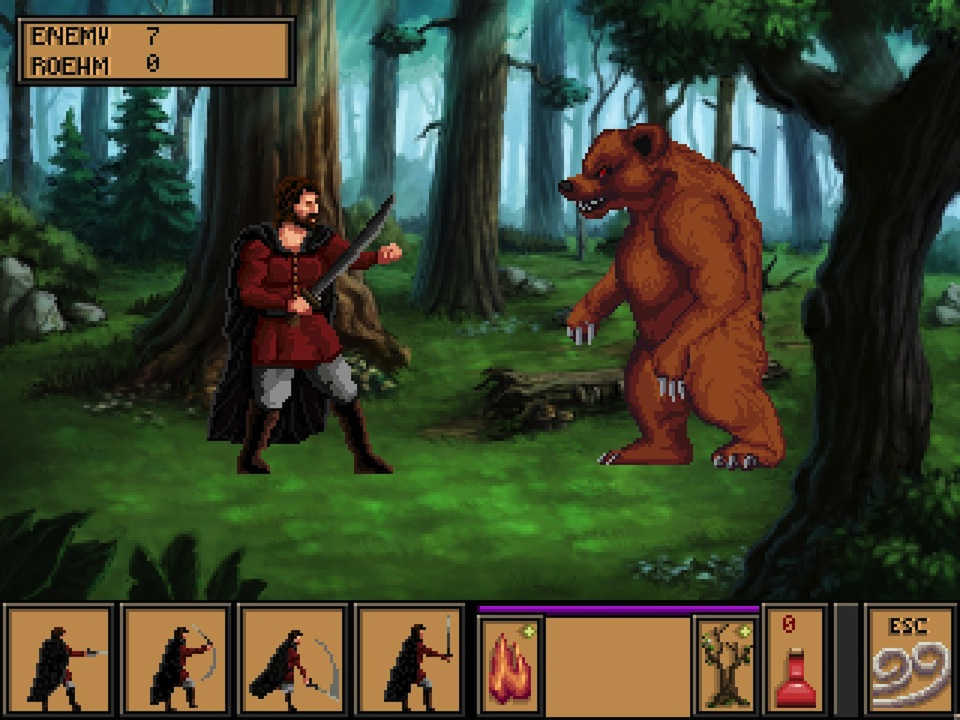 Quest for Infamy's bear has pushed the game back.  (Ok, so maybe it isn't REALLY the bear's fault...)