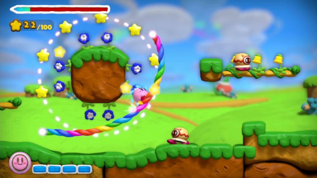 Kirbys Canvas Curse