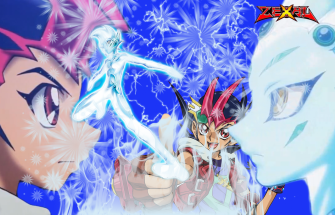 Zexal brings dueling action to 3DS.