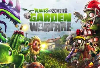 Plants vs. Zombies: Garden Warfare New Trailer for PlayStation 4