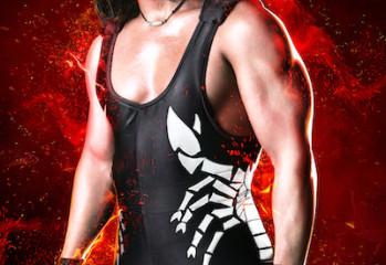 WWE2K15 Sting Black&White