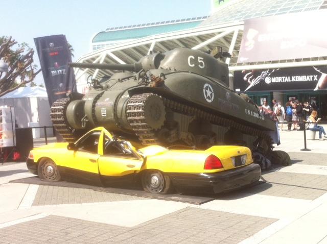 e3 tank