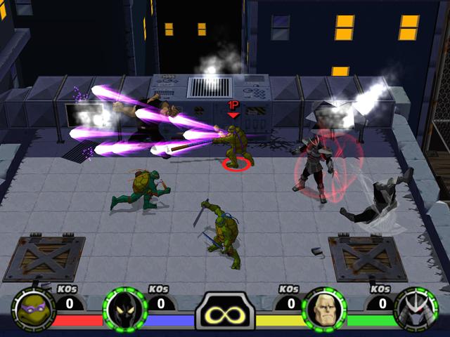 Teenage Mutant Ninja Turtles: Mutant Mayhem