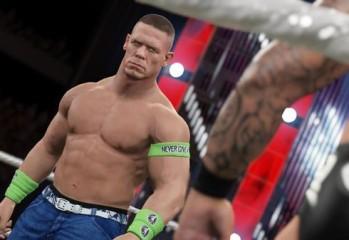 WWE 2K15 Angry Cena