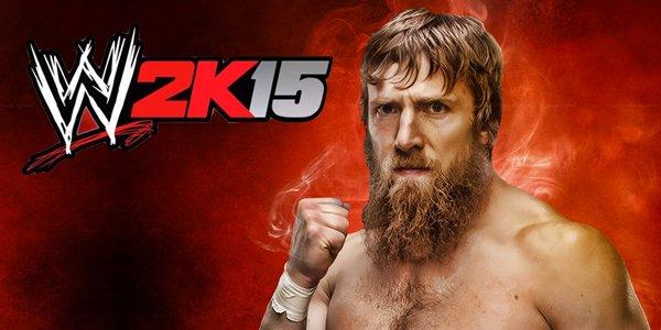 WWE 2K15 Daniel Bryan