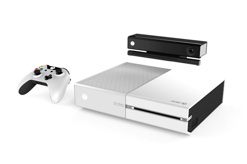 White Xbox One and Sunset Overdrive Bundle confirmed - GotGame Xbox One White Console Sunset Overdrive