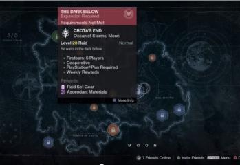 Dark Below Expansion