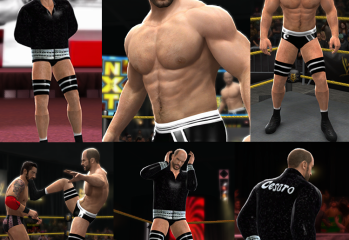 New Making of WWE 2K15 video stars Cesaro and others as they perform their signature moves.
