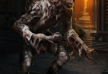 Fans who pre-order Dying Light can become the zombie.