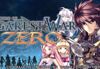 Record of Agarest War Zero makes its Android debut.