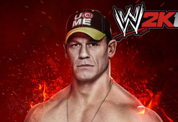 Cena narrates WWE 2K15 TV spot.