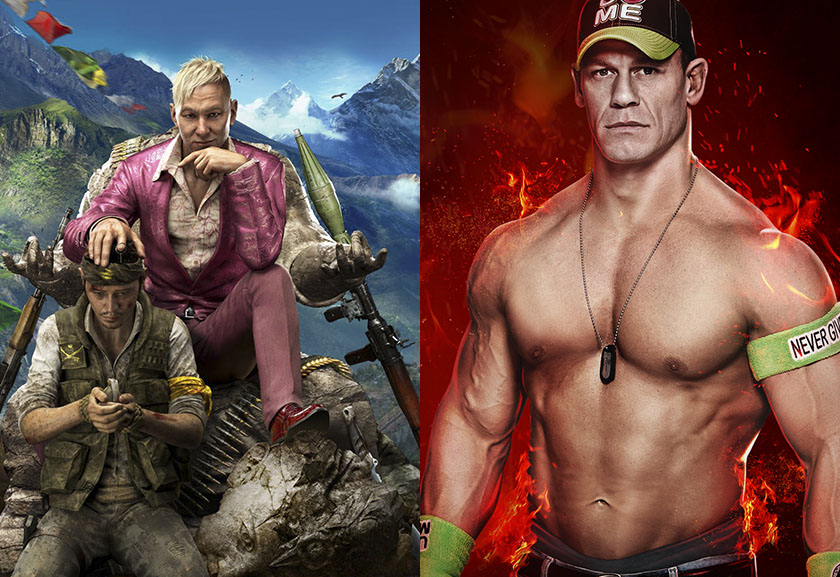 GGR 859 – WWE 2K15 & Far Cry 4