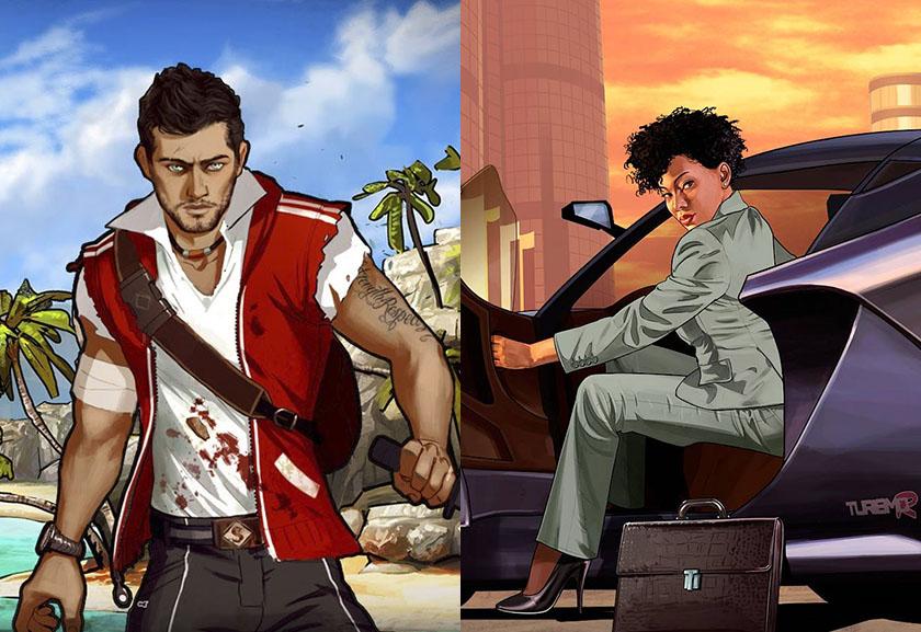 GGR 860 – Grand Theft Auto 5 & Escape Dead Island