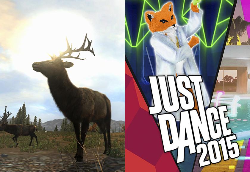 GGR 867 – Big Game Hunter 2012 & Just Dance!