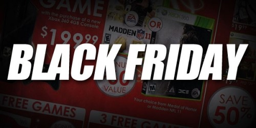 Best Hidden Black Friday Deals for PS4, Xbox One, Wii U, PS3, Xbox 360, 3DS and Vita
