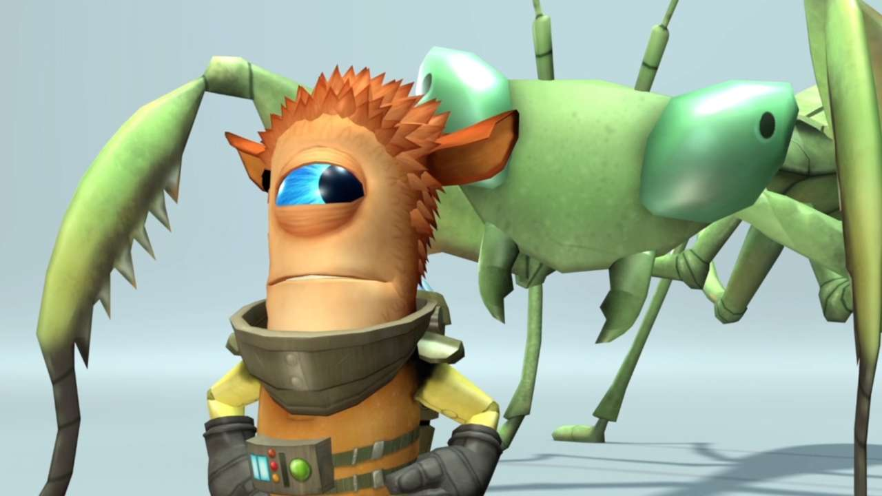 Zak bumbles his way to PC, Mac, and Vita in December.